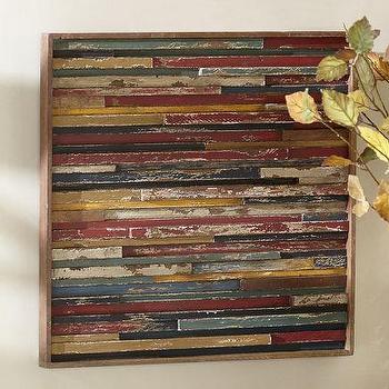 Z Gallerie Palm Garden Panel