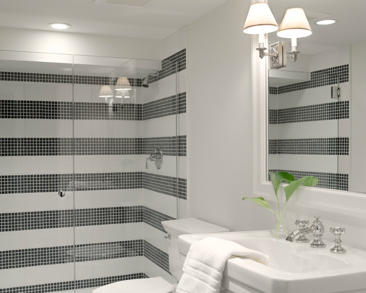 Modern Shower Design - Modern - bathroom - Graciela Rutkowski Interiors