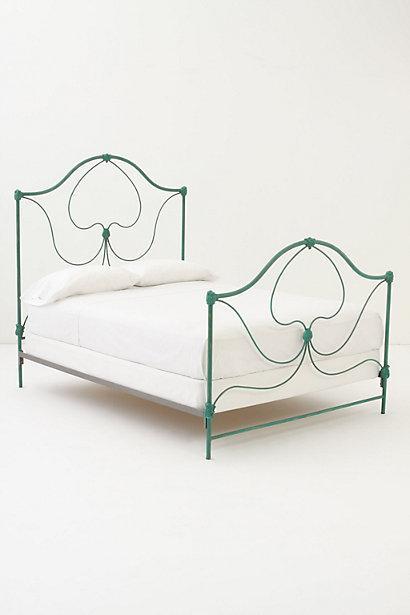 Crawford Queen Bed, Anthropologie.com