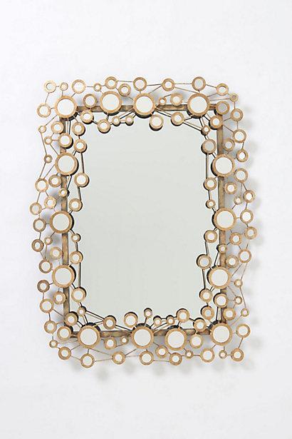 Circle Jig Mirror Anthropologie Com