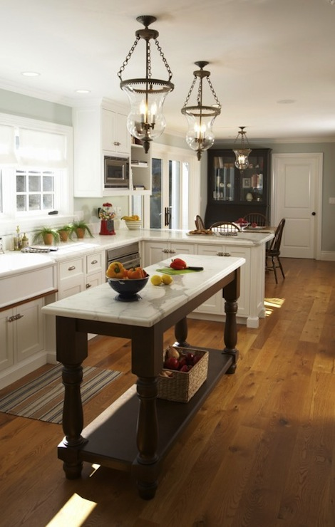 U Shaped Kitchen Traditional Kitchen Mahoney