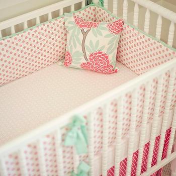 Jenny Lind Crib, Contemporary, nursery, Sally Jensen Interiors