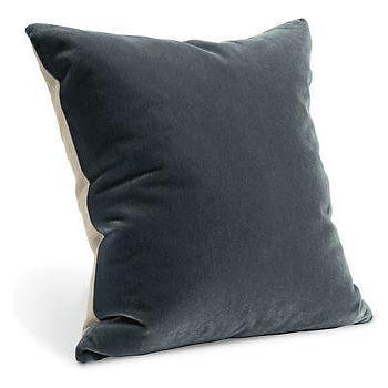 Mohair Ink Pillows, Pillows, Accessories, Room & Board