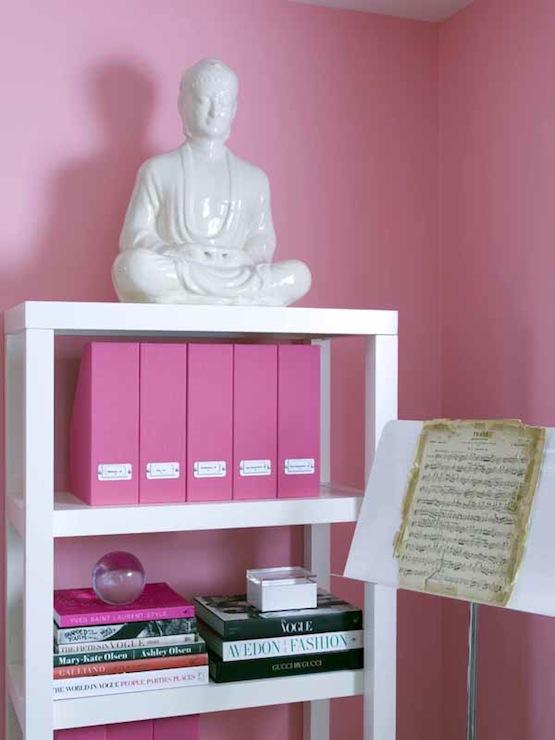 Hot Pink Dining Room Design Ideas