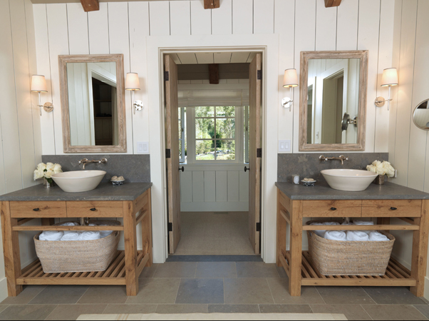 White Rustic Bathroom rustic bathroom - country - bathroom - pure & original