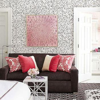 Paint Spatter Wallpaper Design Ideas