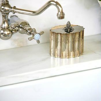 Vintage Style Wall Mounted Faucet - Transitional - bathroom - Sage ...