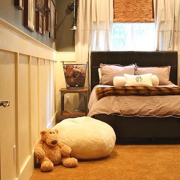 Martha Stewart Gray Paint Colors View Full Size Skateboard Boys Bedroom With Restoration Hardware Grand Luxe Faux Fur Bean Bag Chair