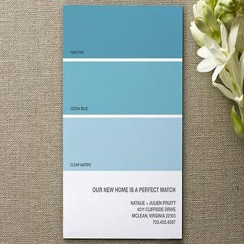 The Perfect Match Moving Announcements by Amanda L... at Minted.com