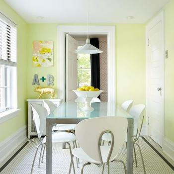 Frosted Glass Dining Table Design Ideas - Frosted glass kitchen table