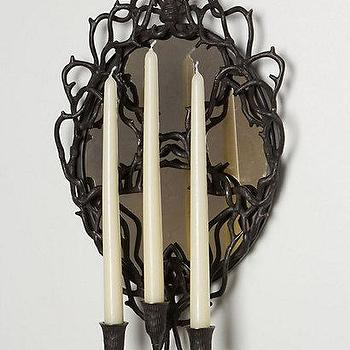 Forest Crest Triple Sconce, Anthropologie.com