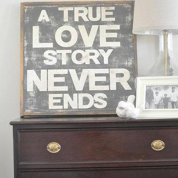 Love Story Sign by BetweenYouAndMeSigns on Etsy