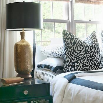 Black And White Bedding Design Ideas