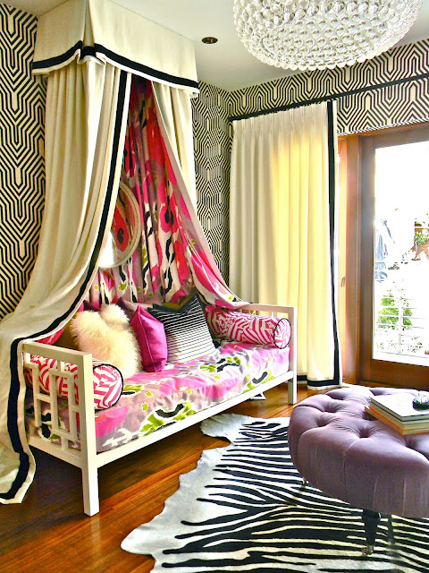 Daybed Canopy Design Ideas