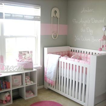 Modern Gray Crib Design Ideas