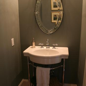 gray powder room paint colors design ideas