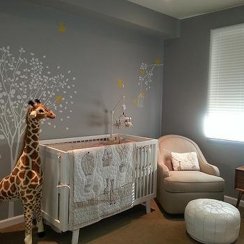 Gender Neutral Nursery Design Design Ideas