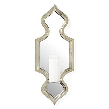 Z Gallerie Fairfield Sconce Silver