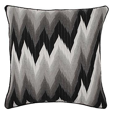 Z Gallerie - Chevron Pillow 24