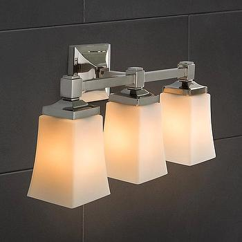 Dillon Triple Sconce, Bath Sconces, Restoration Hardware