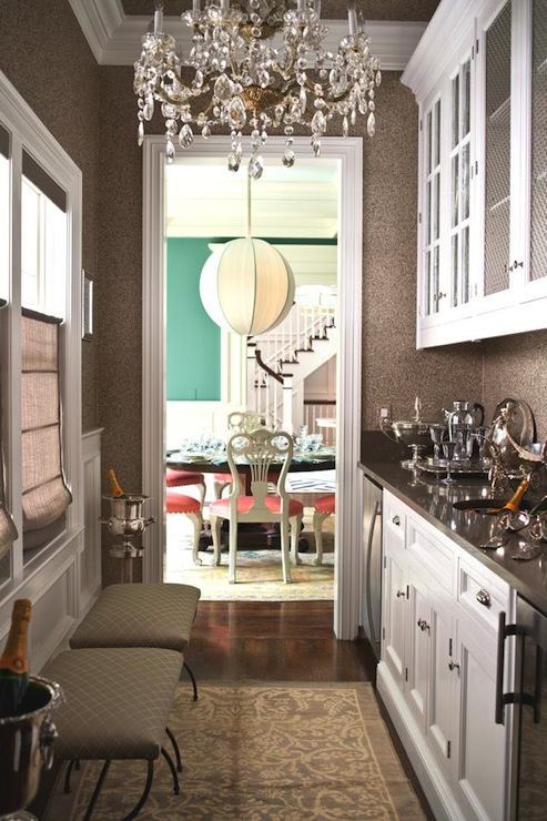 galley butlers pantry design view full size - Butler Pantry Design Ideas