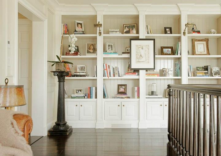 Cool Space Saving Book Shelves And Reading Rooms