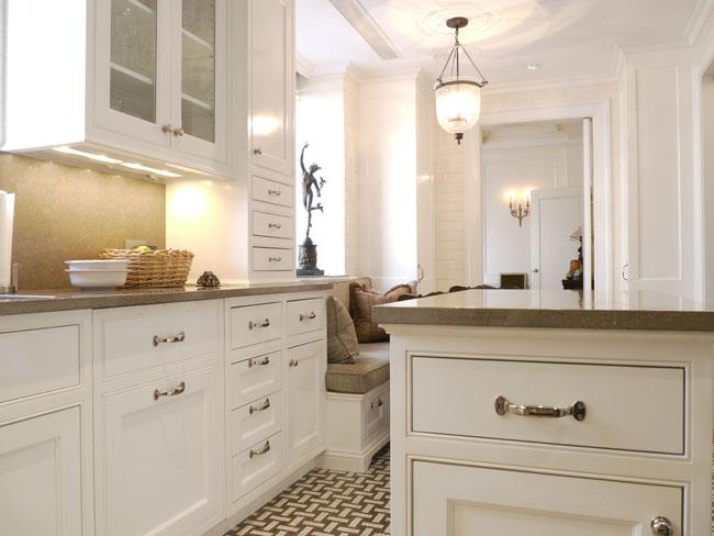 Limestone Countertops Kitchen New York Social Diary