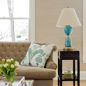 Turquoise Lamp View Full Size Gorgeous Living Room