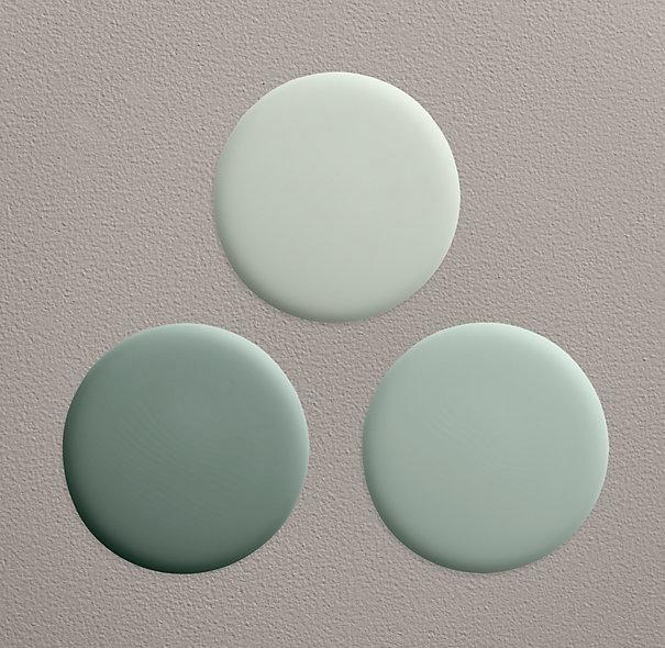 Silver Sage Paint Collection, Paint, Restoration Hardware