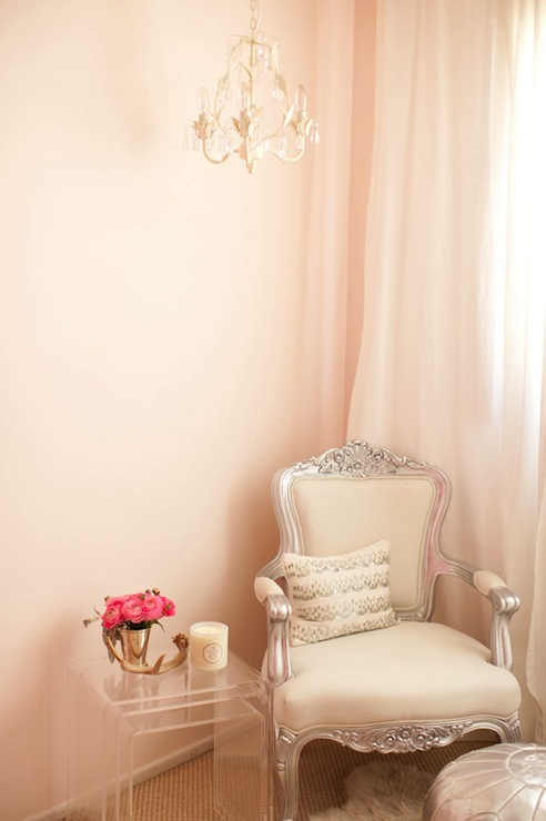 Acrylic Nesting Tables French Bedroom The Glitter Guide