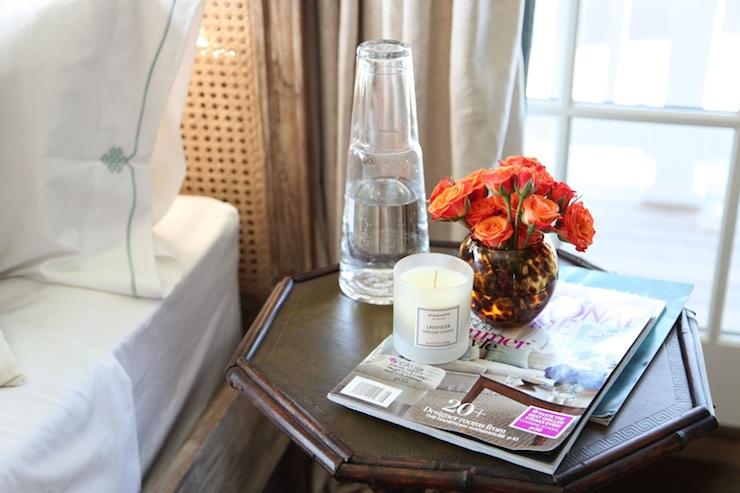 Hexagon Table, Cottage, boy's room, Tammy Connor Interior Design
