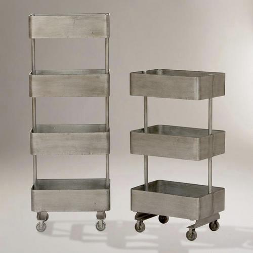Pantry Storage Shelving Units Small Metal Shelving Unit: Jayden Metal Shelf Units