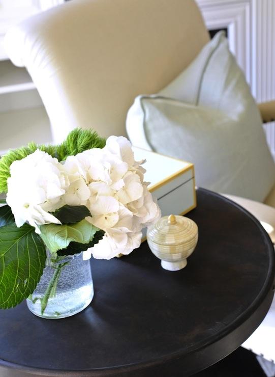 Reading Nook, Traditional, living room, Kerrisdale Design