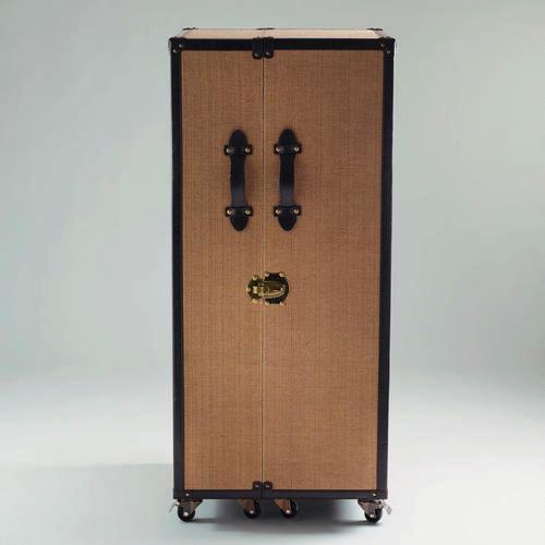 world market clyde steamer trunk bar bar trunk furniture
