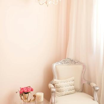 Acrylic Nesting Tables, French, bedroom, The Glitter Guide