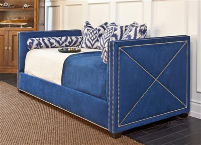 Annabel Green Iron Daybed