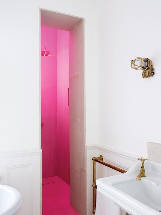 Hot Pink Design Ideas