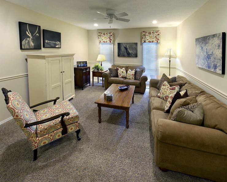 Living Room Sherwin Williams Patience
