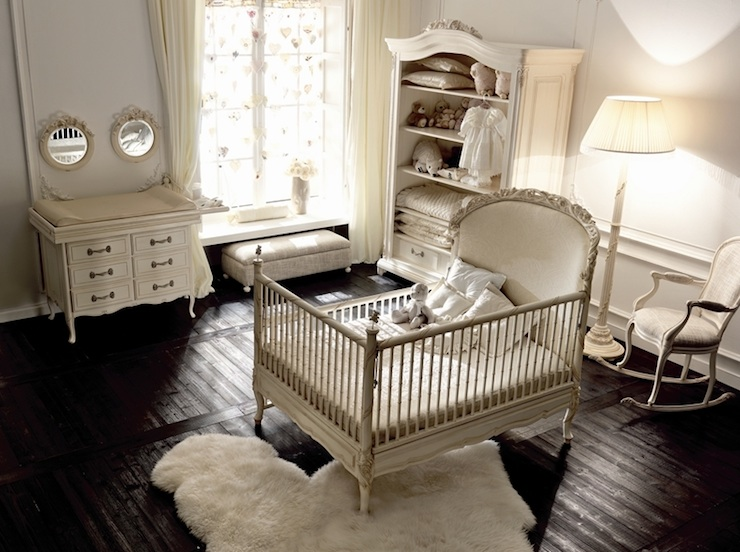French Nursery Design