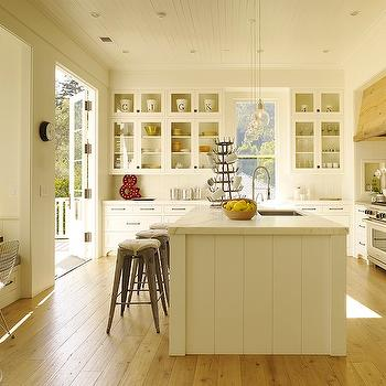 Reclaimed Wood Kitchen Hood, Traditional, kitchen, Ken Linsteadt Architects