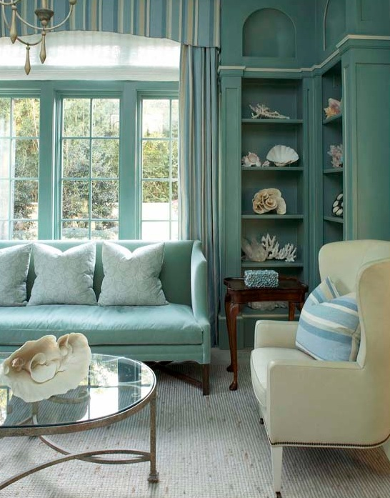 Turquoise Pillows Design Ideas