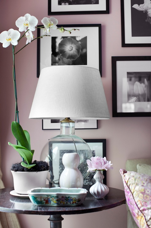 Blush Pink Design Ideas