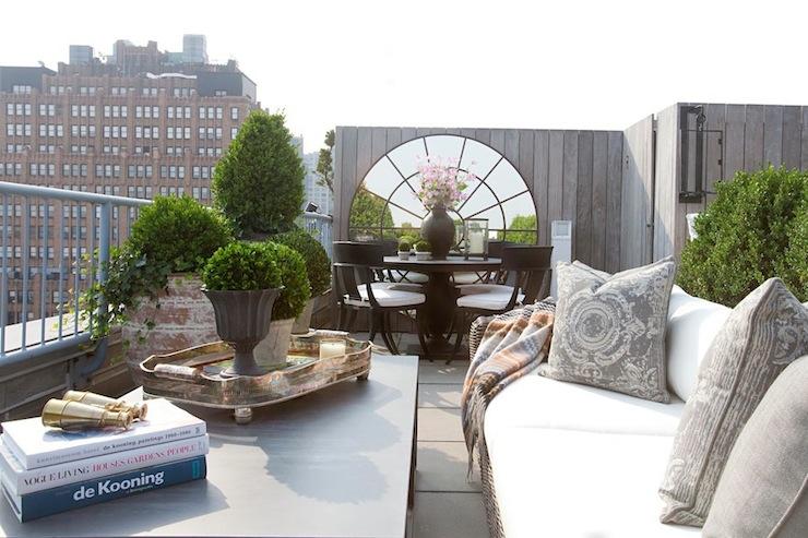 Superb Roof Top Deck