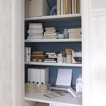 Closet Desk, Transitional, den/library/office, Para Paints Vista, Sarah Richardson Design
