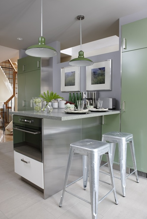 Ikea Kitchen Cabinets Contemporary Kitchen Para Paints Ice Pick Sarah Richardson Design