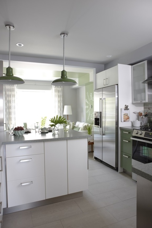 Ikea Kitchen Cabinets Contemporary Kitchen Para