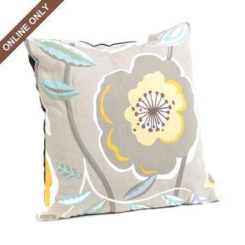 Romo Paeonia Pillow Cover By Woodyliana I Etsy