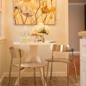 Eat In Kitchen, Contemporary, dining room, A.S.D. Interiors