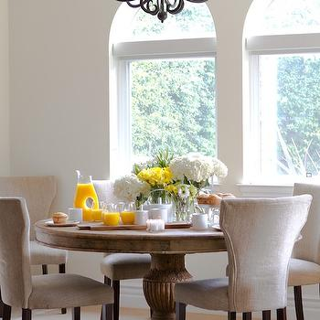 Chic dining room sets