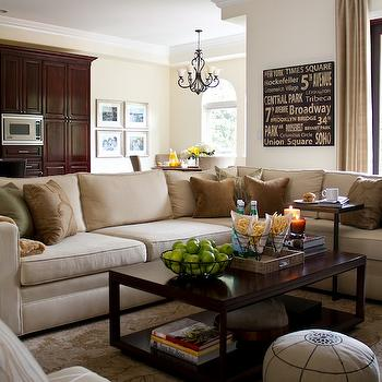 Mink Brown Sofa Design Ideas